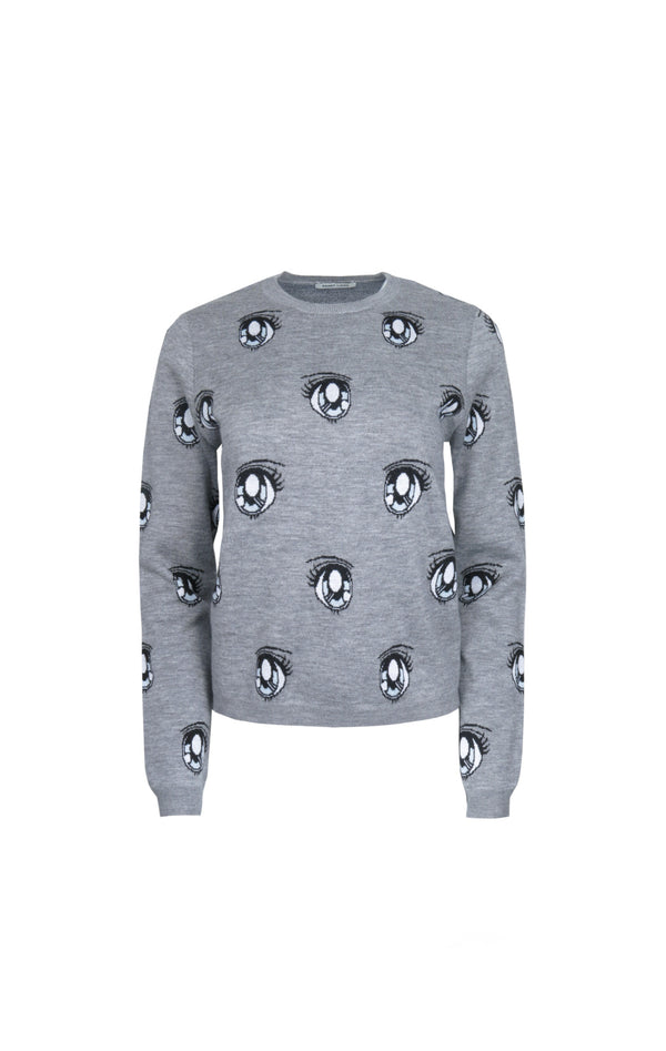 Uchi Sweater Grey