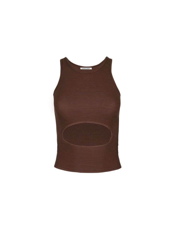Riblet Tank in Cocoa