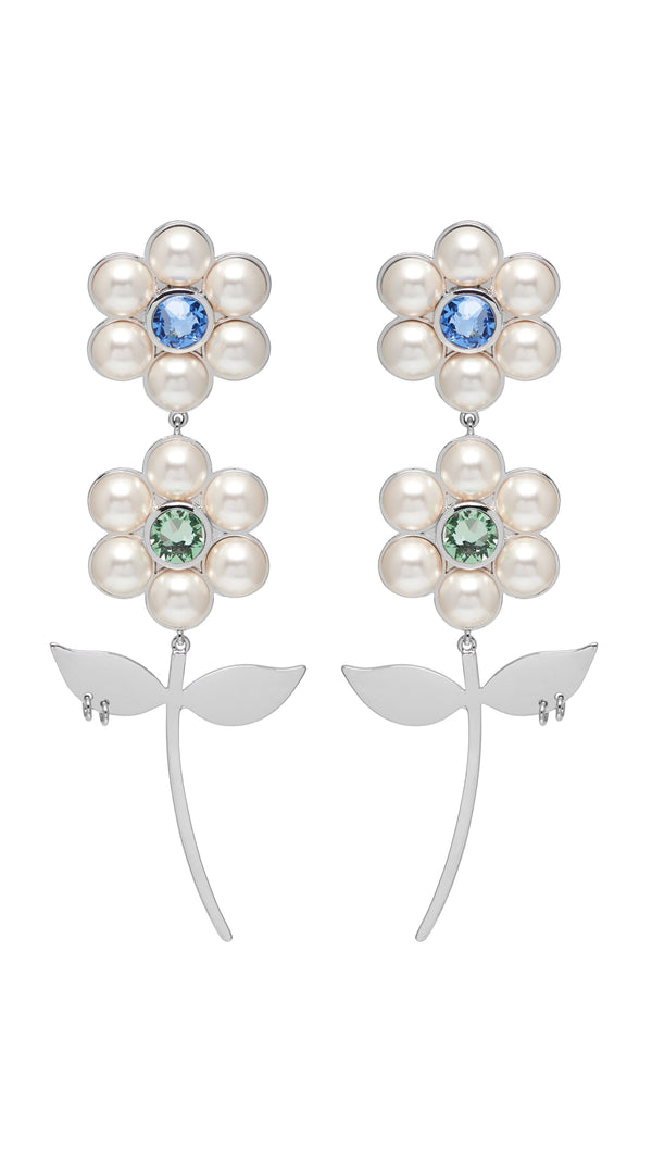 Naia Twin Earrings