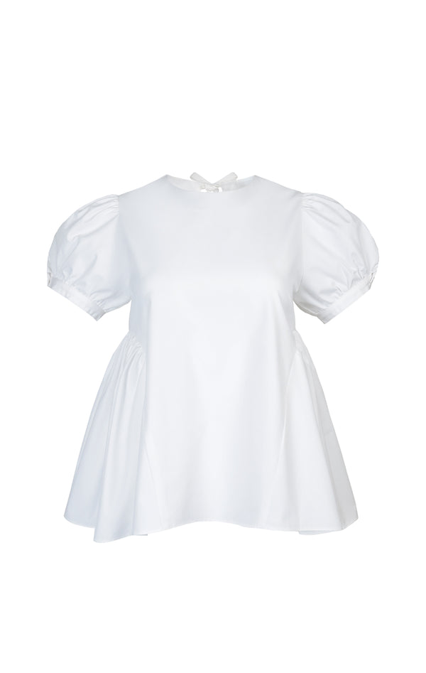 Comfbo Top in White