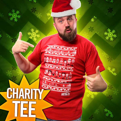 Yogscast: Christmas Charity T-shirt 2016