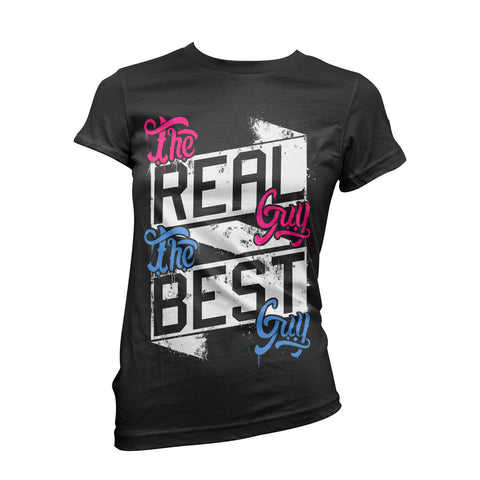 Yogscast: Sips (The Real Guy) Girl's T-Shirt