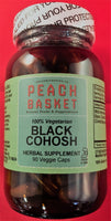 Black Cohosh Root 90 caps