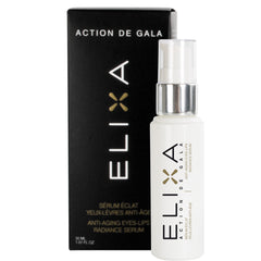 Elixa Anti-Aging Eyes-Lips Radiance Serum