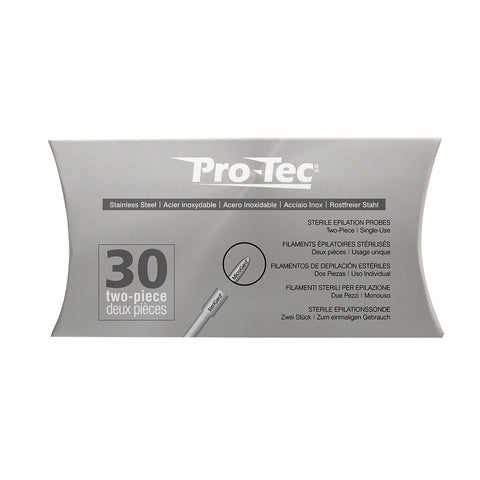 Pro-Tec Stainless Steel  |  F-Shank