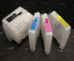 Desktop Refillable Cartridges