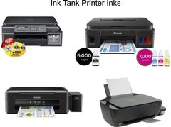 Ink Tank Printer Inks
