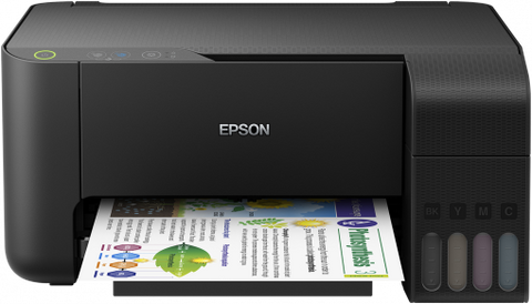 Epson EcoTank ITS A4 Ink Tank Printer with Sublimation Inks
