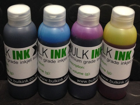 Universal Dye Colour ink for HP Cartridges