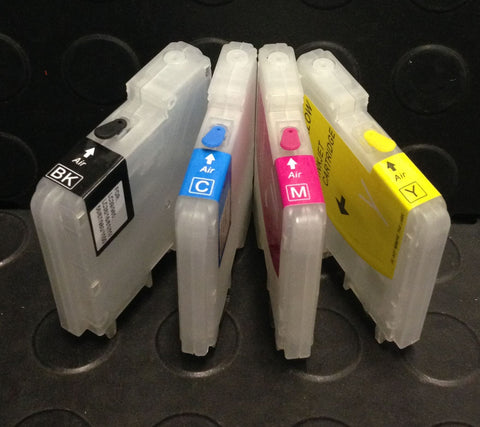 Compatible with Brother LC39 cartridges