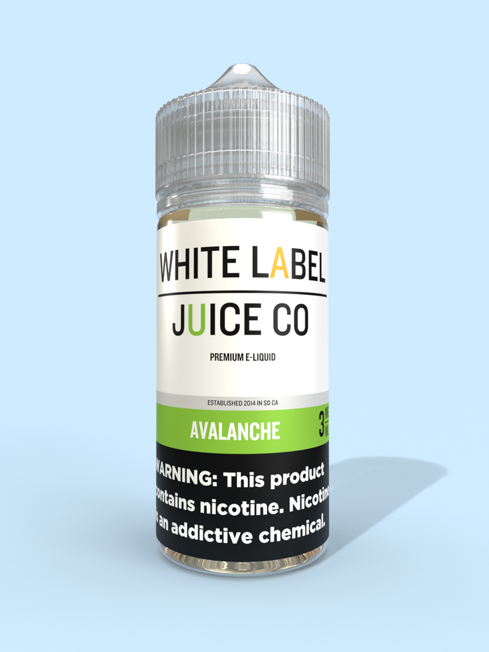 Avalanche (Peppermint Menthol) [E-Juice 100ml]