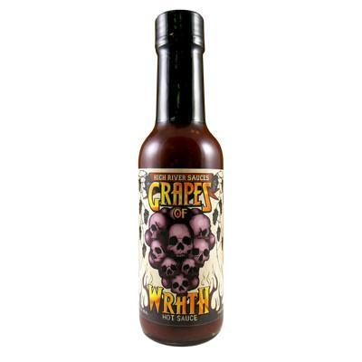 Grapes of Wrath - High River Sauces Heat Hot Sauce Shop