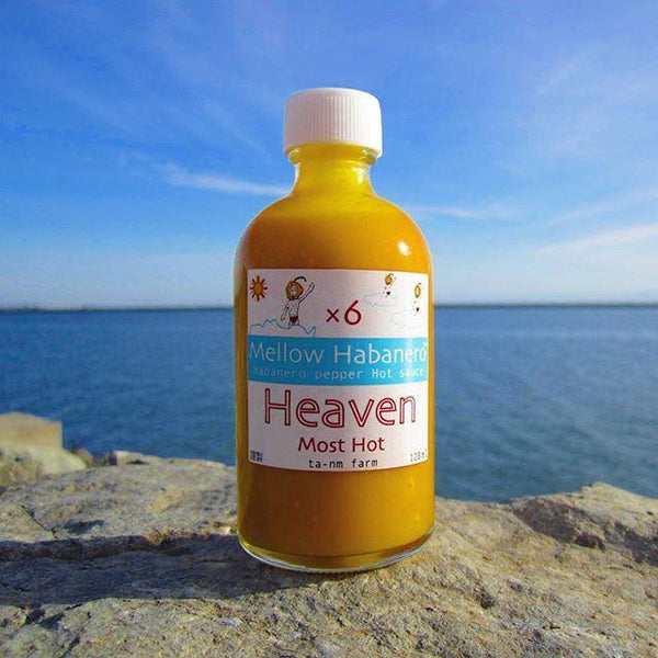 Heaven Most Hot - Mellow Habanero Heat Hot Sauce Shop