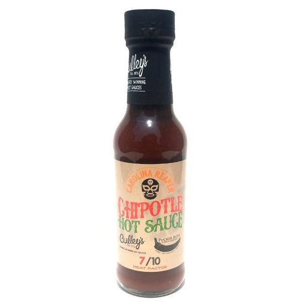 Chipotle Reaper - Culley's Heat Hot Sauce Shop