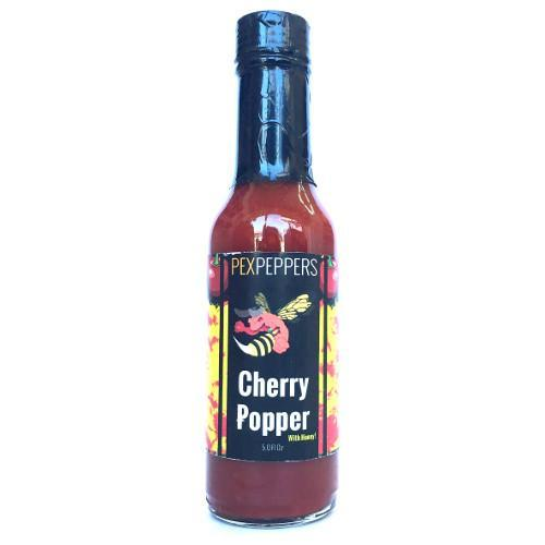 Cherry Popper Carolina Reaper Hot Sauce