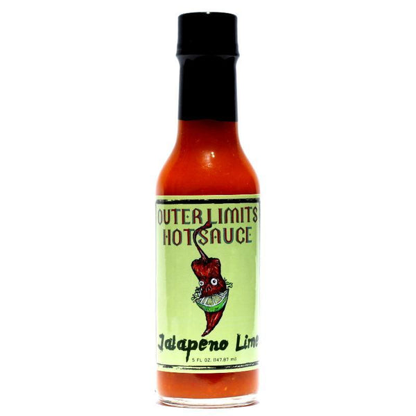 Outer Limits Jalapeno Lime