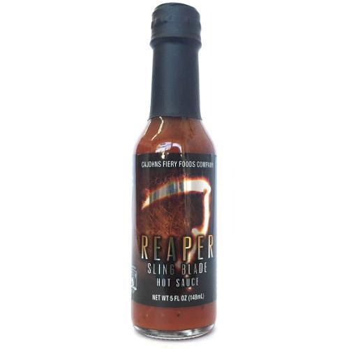 Reaper Slingblade - CaJohn's Heat Hot Sauce Shop