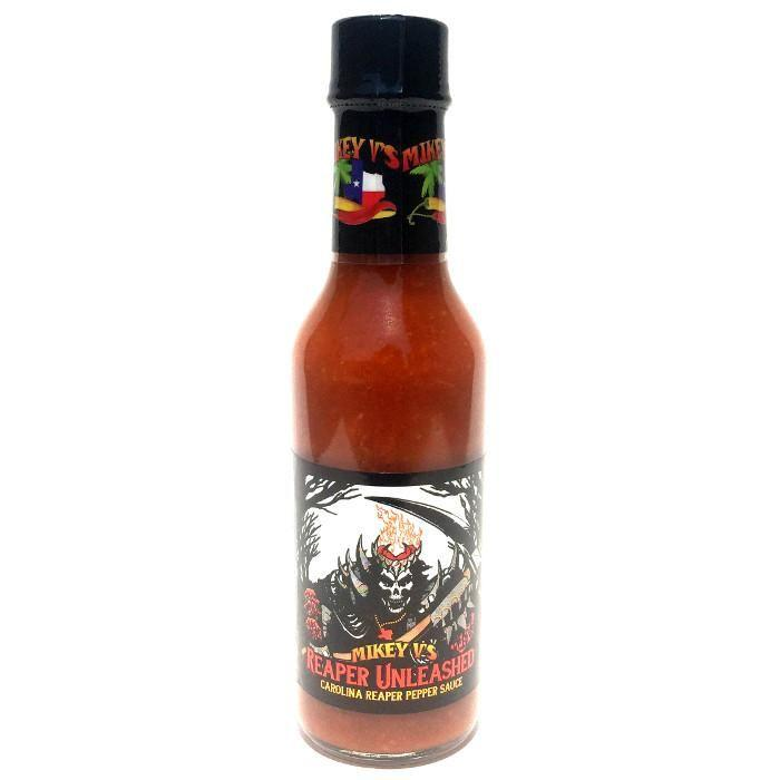 Reaper Unleashed - Mikey V's Heat Hot Sauce Shop