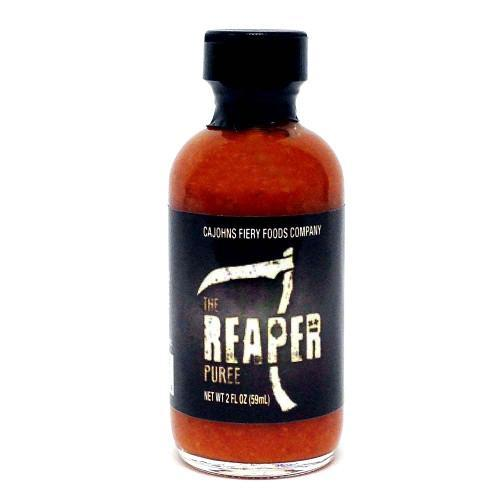 Reaper Purée - CaJohn's Heat Hot Sauce Shop