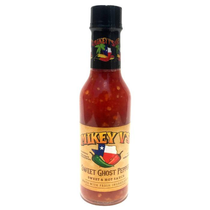 Sweet Ghost Pepper - Mikey V's Heat Hot Sauce Shop
