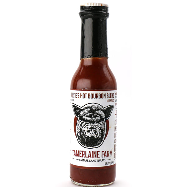 Bourbon-Infused Chipotle Habanero Sauce - CaJohn's Heat Hot Sauce Shop