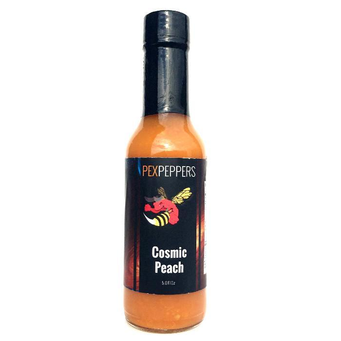 Cosmic Peach Hot Sauce