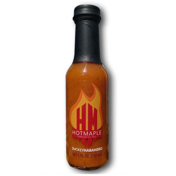 Hotmaple Smokey Habanero - Hotmaple Heat Hot Sauce Shop
