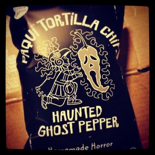 Ghost Pepper Tortilla Chips (Free Shipping)