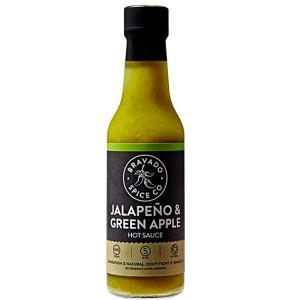 Jalapeno & Green Apple Hot Sauce - Bravado Spice Co. Heat Hot Sauce Shop