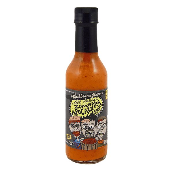 Zombie Apocalypse - Torchbearer Sauces Heat Hot Sauce Shop