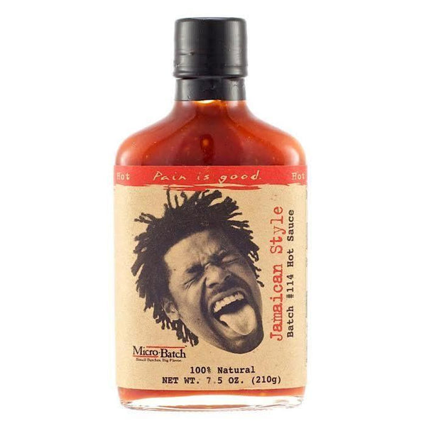 Jamaican Style - Pain Is Good Heat Hot Sauce Shop