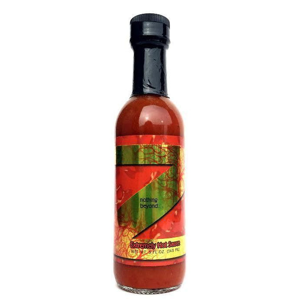 Z Nothing Beyond - CaJohn's Heat Hot Sauce Shop