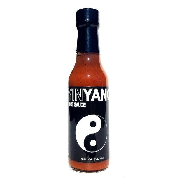 Yin Yang Sweet & Smoky Habanero Hot Sauce - Small Batch Organics Heat Hot Sauce Shop