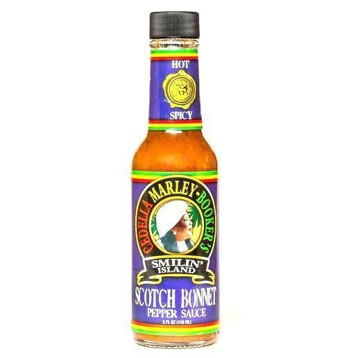 Mama's Own Scotch Bonnet - Smilin' Island Heat Hot Sauce Shop