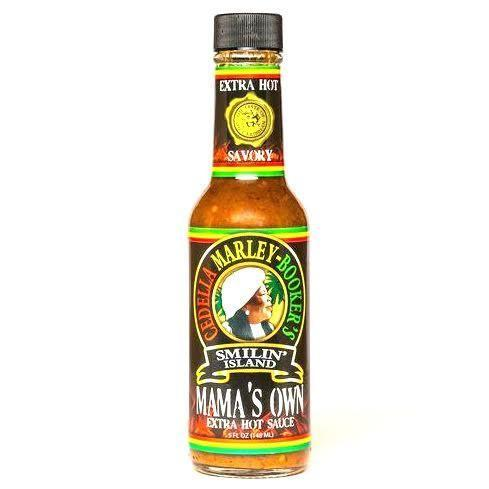 Mama's Own Extra Hot - Smilin' Island Heat Hot Sauce Shop