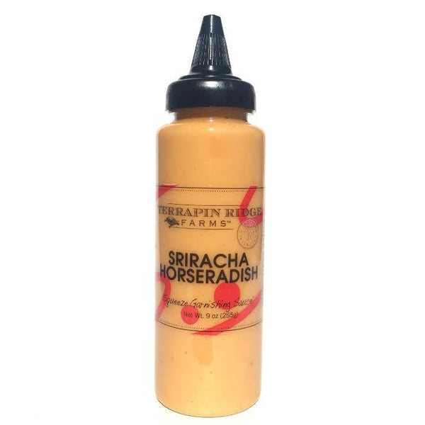 Sriracha Horseradish - Terrapin Ridge Farms Heat Hot Sauce Shop