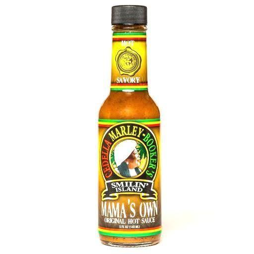 Mama's Own Original - Smilin' Island Heat Hot Sauce Shop