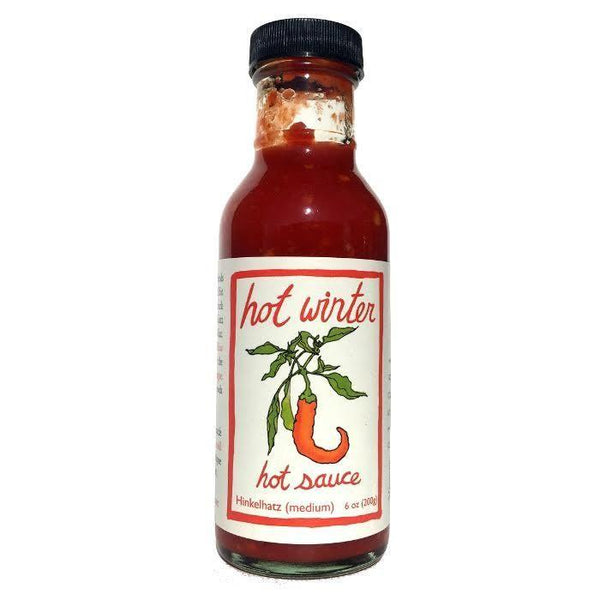 Hinkelhatz Hot Sauce - Hot Winter Heat Hot Sauce Shop