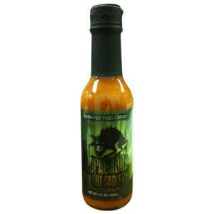 El Chupacabra - CaJohn's Heat Hot Sauce Shop