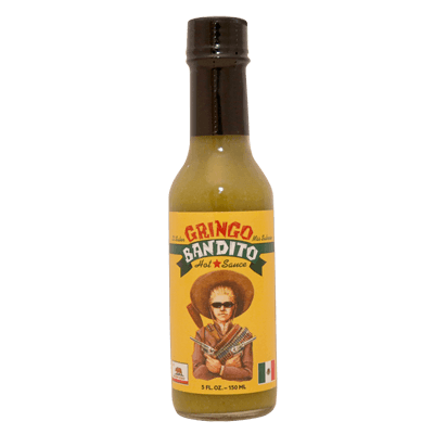 Gringo Bandito Green - Hungry Punker Heat Hot Sauce Shop
