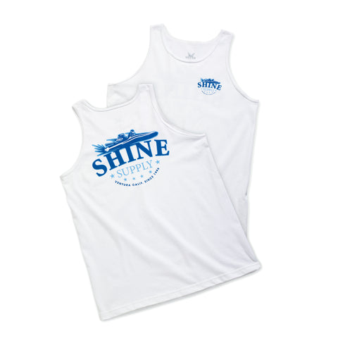 Summer boating Tank Top