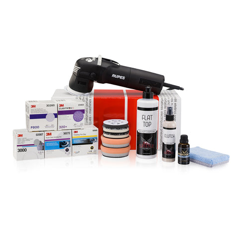 Professional Headlight Restoration Kit