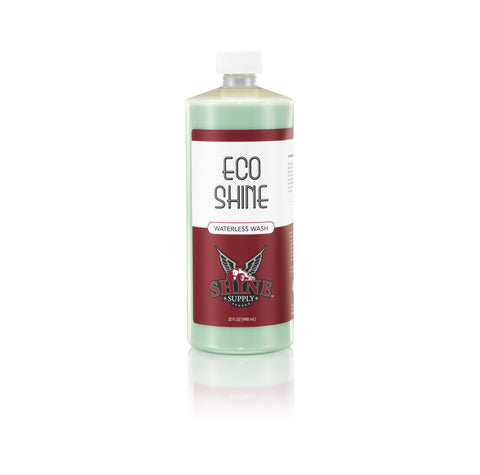 Eco Shine Waterless/Rinseless Wash -  32oz.