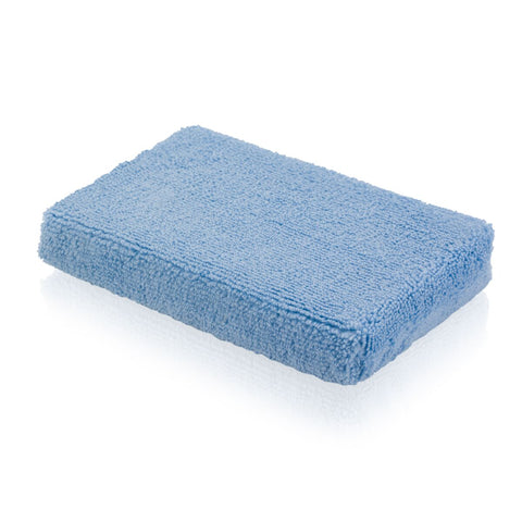 Large Blue Microfiber Applicator Pad