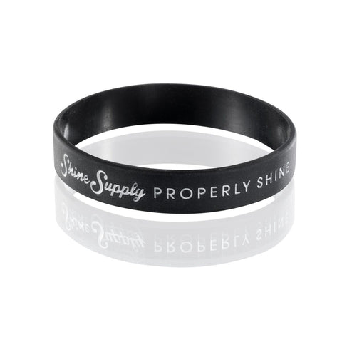 "Shine Supply ""Properly Shine"" Wristband"