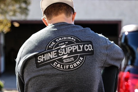 The Shine Supply Co. Original Crew Neck Sweatshirt