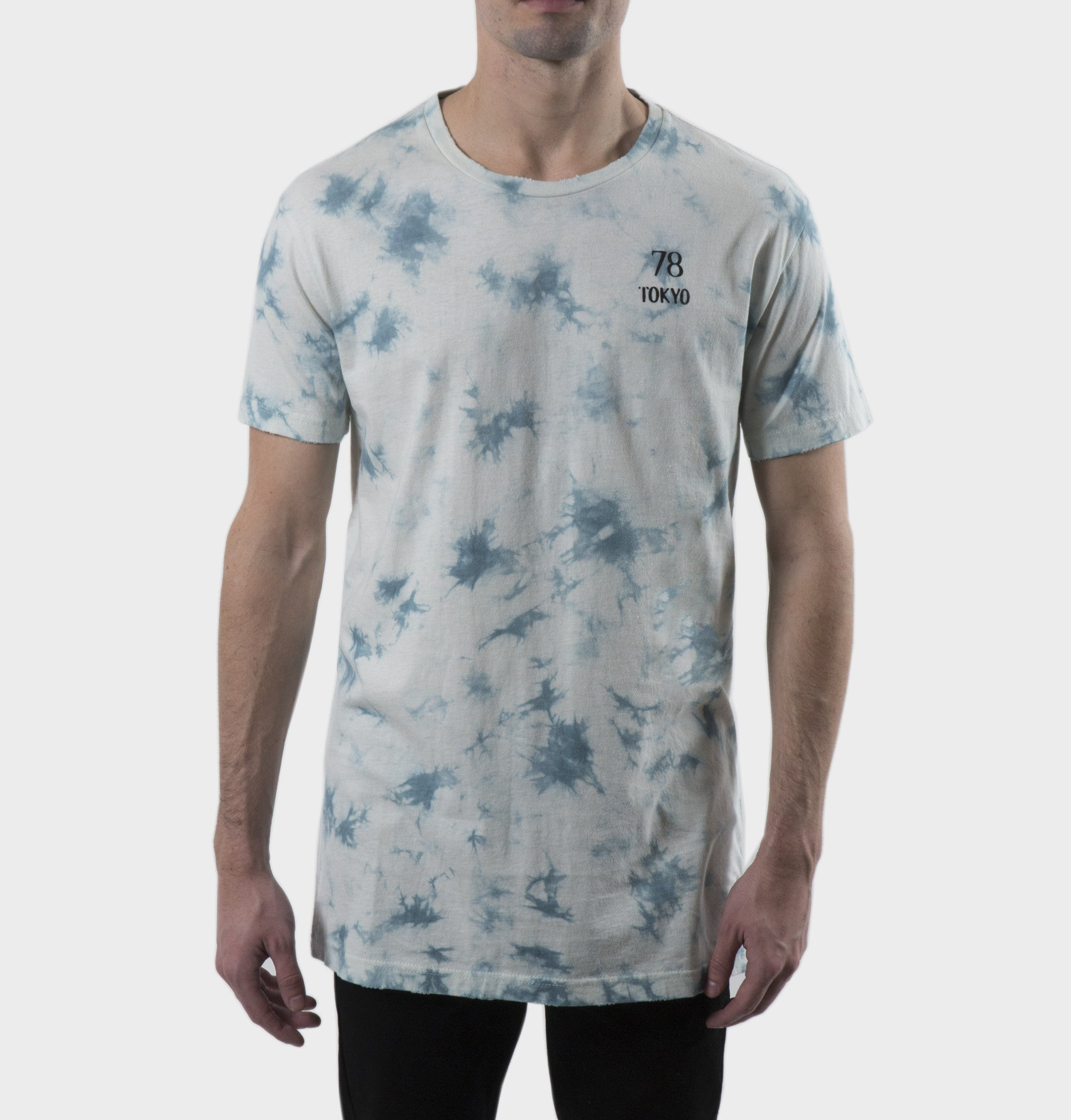 Batch Blue Tour Tee