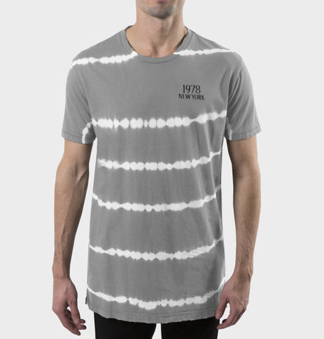 Chrome Grey Tour Tee