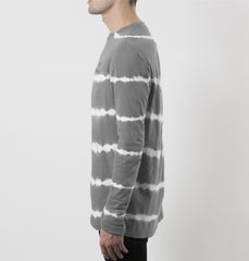 Hatch Grey Long-Sleeve Tour Tee