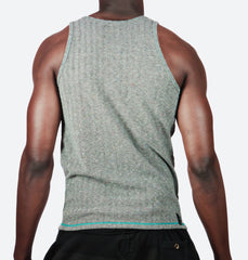 Herk Dusty Black Tank Top